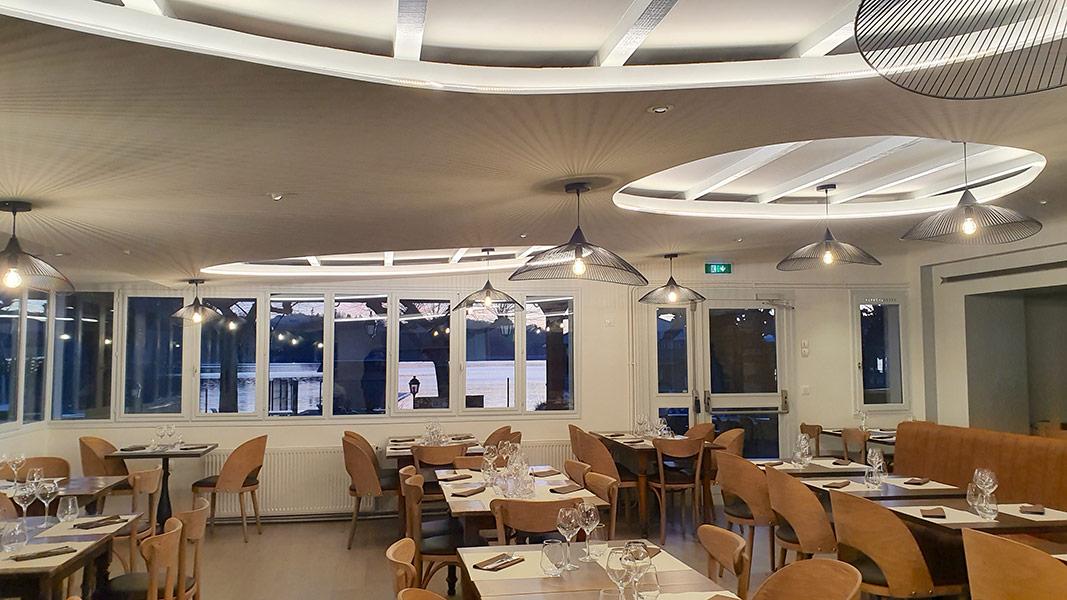 Restaurant Le Beau Rivage