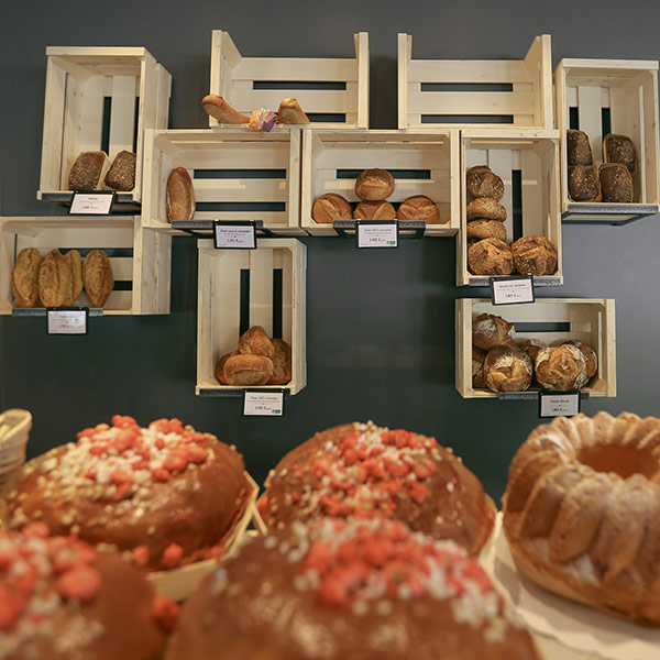 Aménagement Commerces - Boulangerie
