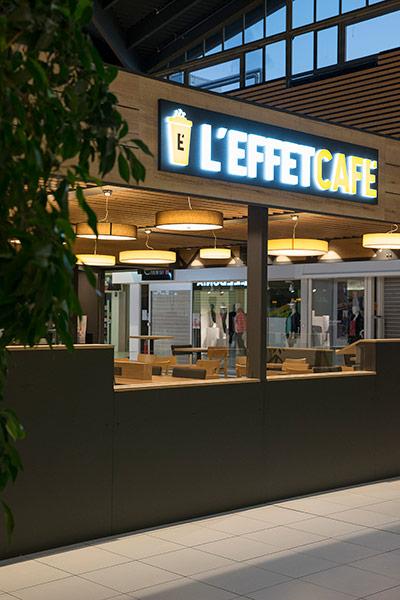 Kiosque l'Effet Café