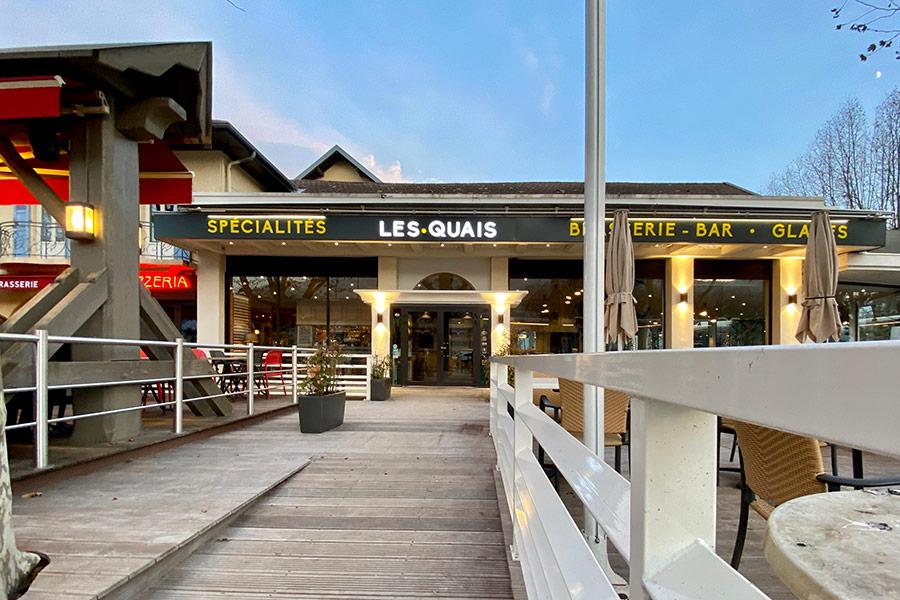Brasserie Les Quais