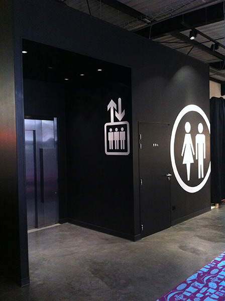 Aménagement Showroom